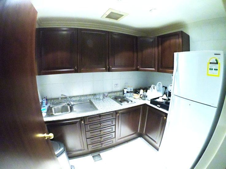 Business Suite Kitchenette